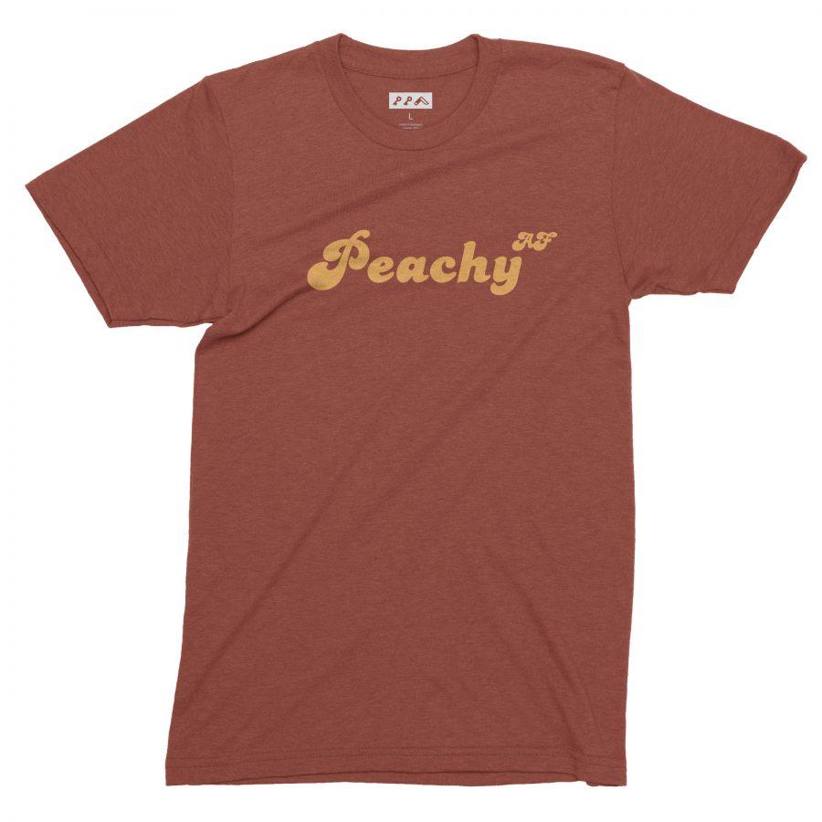 peachy af