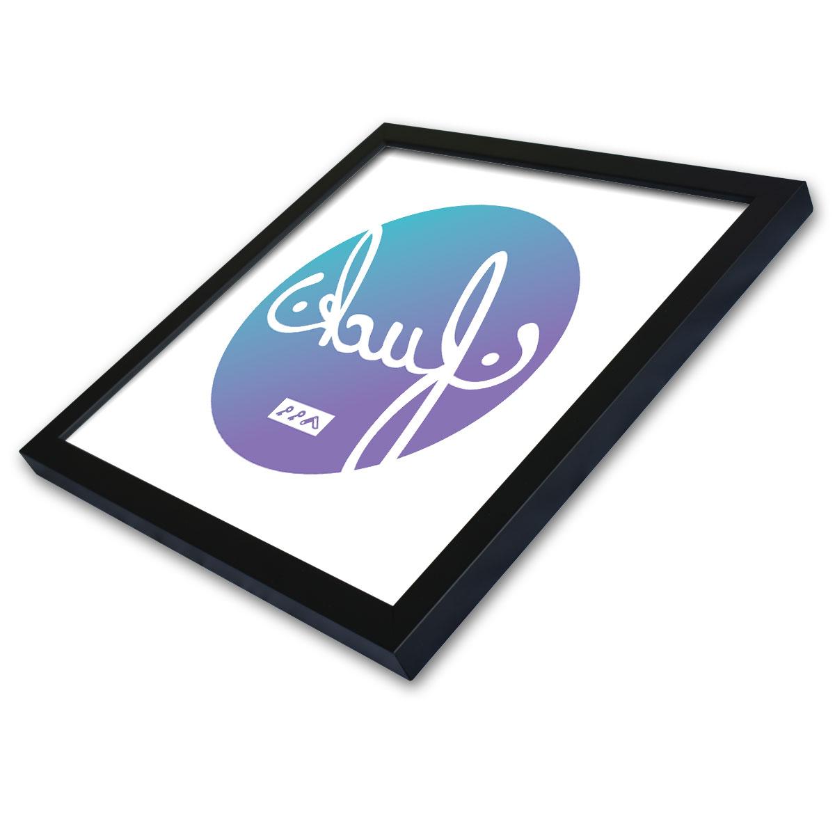zero fucks given framed prints by kikicutt