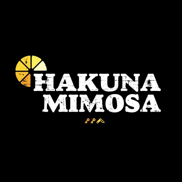HAKUNA MIMOSA sunday funday design by kikicutt