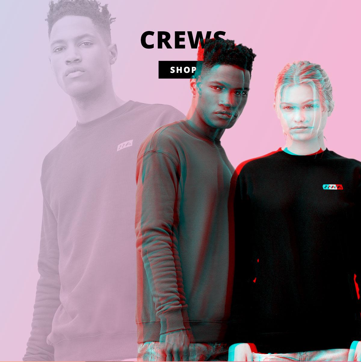 kikicutt crew sweatshirts