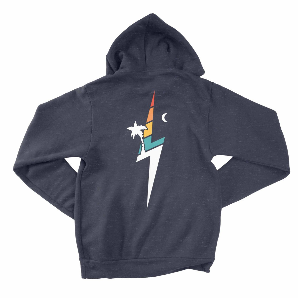 lightning bolt beach hoodies by kikicutt sweatshirt store