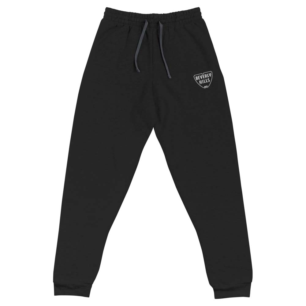 BEVERLY HILLS sweatpants embroidered joggers by kikicutt