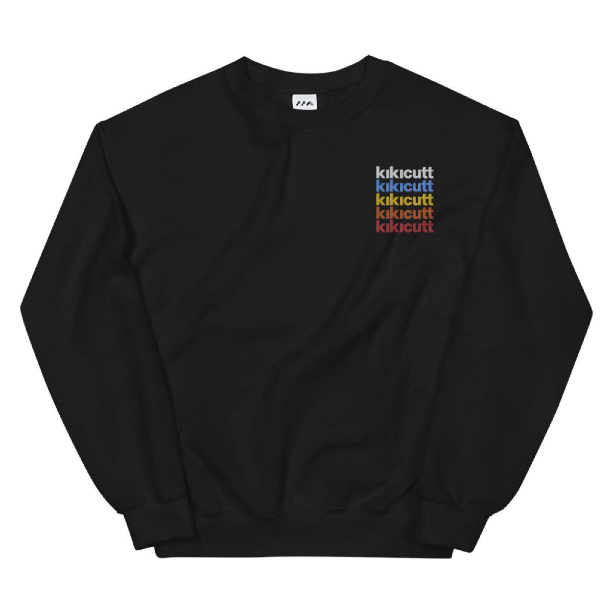 KIKICUTT RAINBOW sweatshirt by kikicutt sweatshirt store