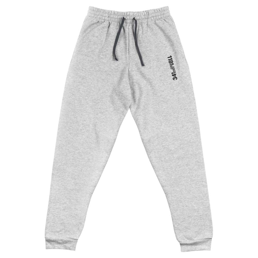 LOS ANGELES COORDINATES embroidered joggers by kikicutt sweatpants store