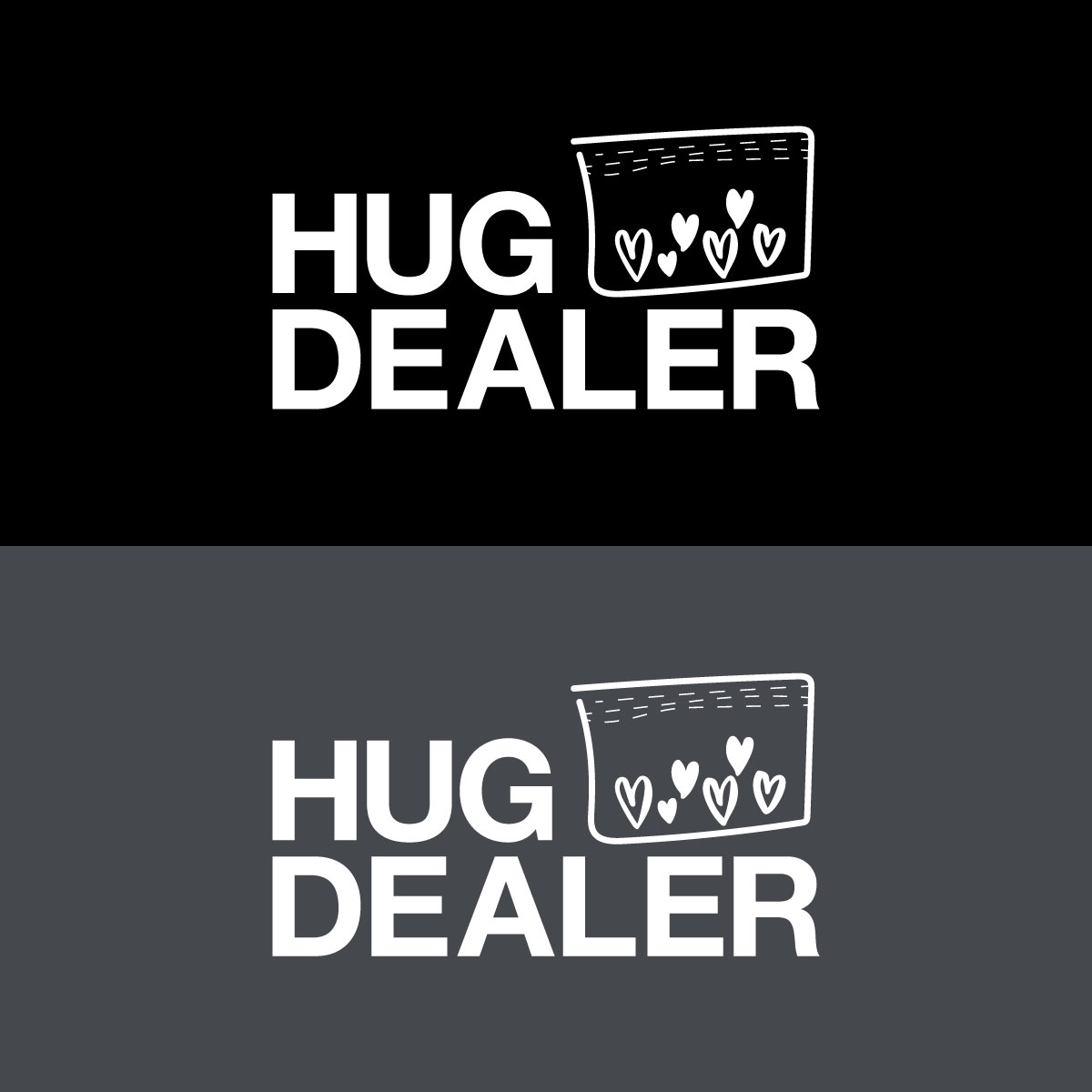 HUG DEALER design by kikicutt sweatshirt store