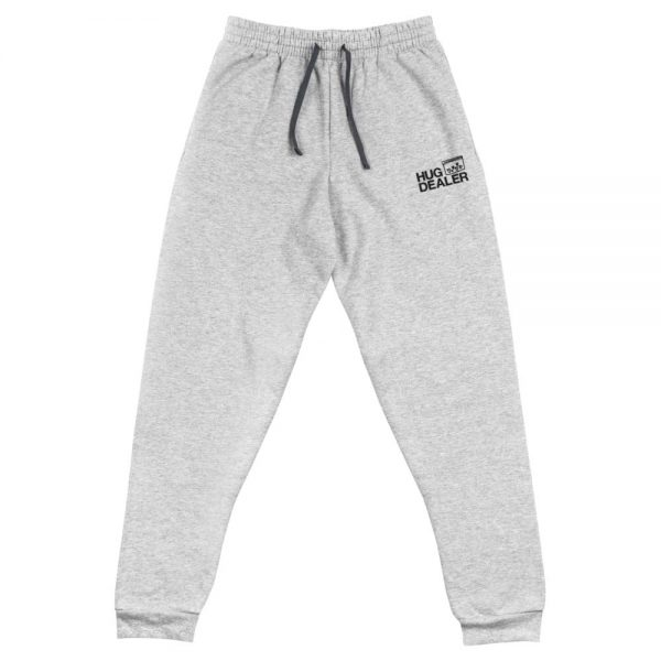 HUG DEALER fleece joggers by kikicutt