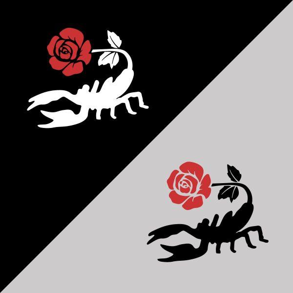 scorpion rose