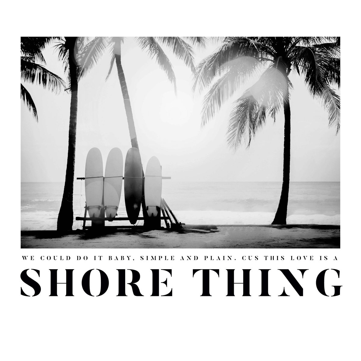 SHORE THING design by kikicutt sweatshirt store