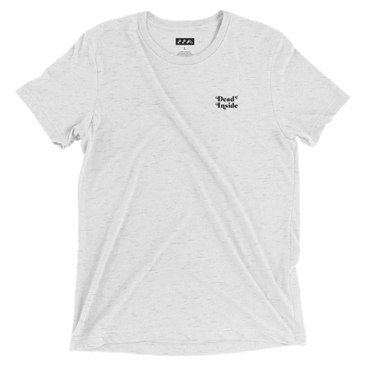 DEAD AF INSIDE t-shirts by kikicutt