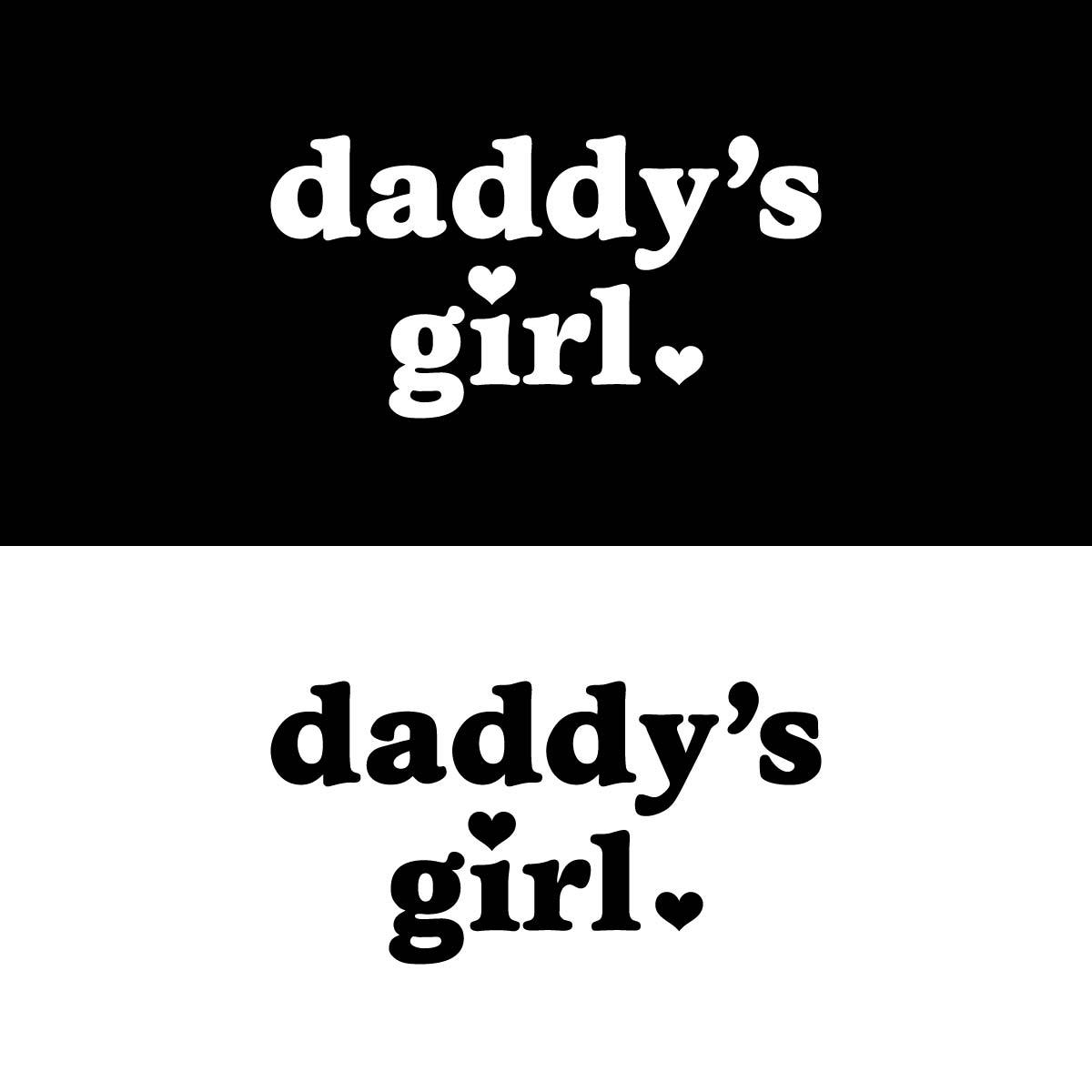 DADDYS GIRL design by kikicutt