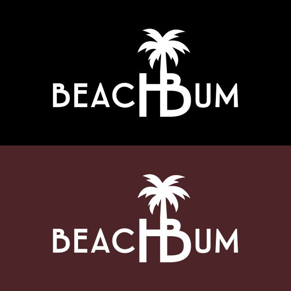 beach bum (embroidered)