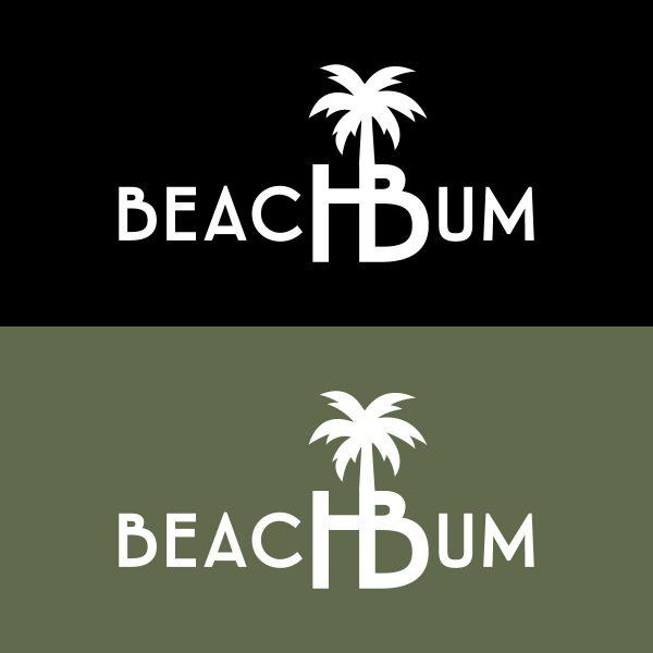 beach bum (embroidered)