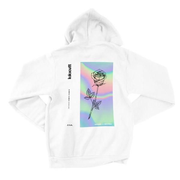 SEDUCE AND DESTROY triblend hoodies by kikicutt sweatshirt store