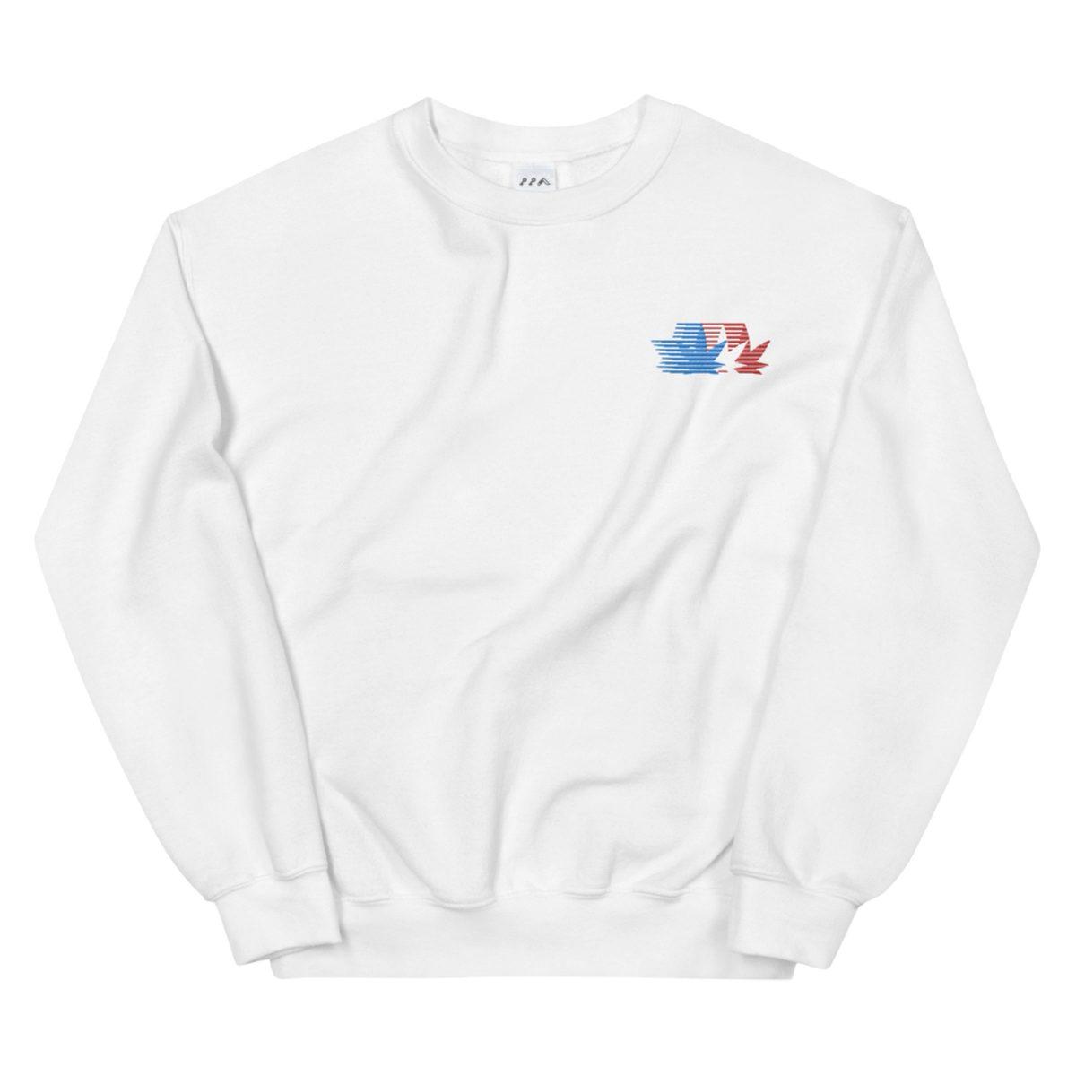 WEED OLYMPICS embroidered sweatshirt by kikicutt sweatshirt store