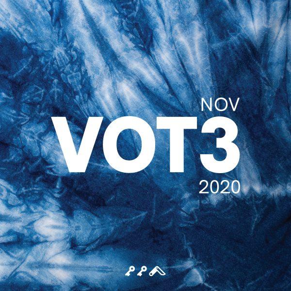 VOT3 2020 – BLUE TOO