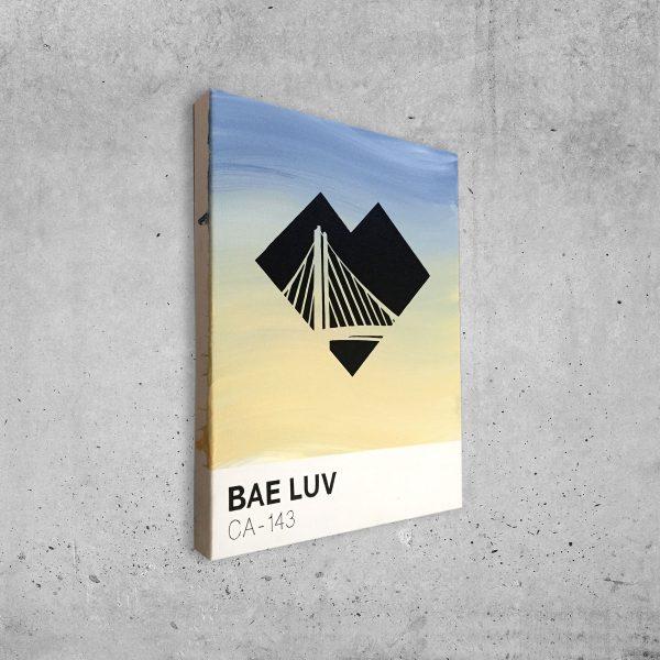 bay luv (pantone)